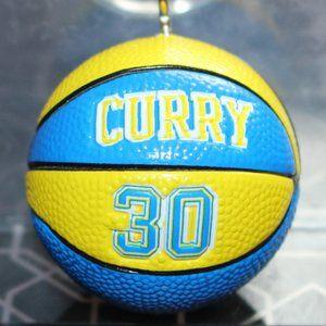"NBA ""CURRY 33"" (keychain)"